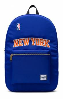 Settlement NBA Champions Backpack - Knicks/Blue
