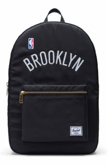 Settlement NBA Champions Backpack - Nets/Black