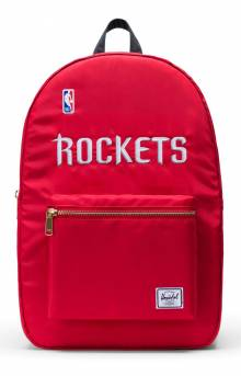 Settlement NBA Champions Backpack - Rockets/Red