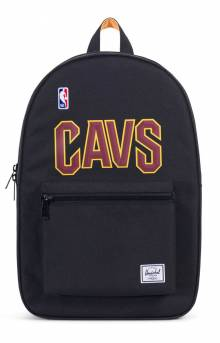 Settlement NBA Superfan Backpack - Cavs/Black