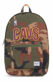 Settlement NBA Superfan Backpack - Cavs/Camo