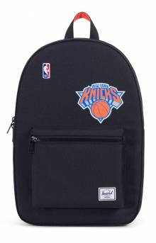 Settlement NBA Superfan Backpack - Knicks/Black