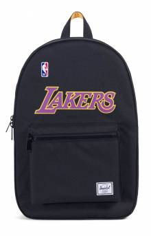 Settlement NBA Superfan Backpack - Lakers/Black