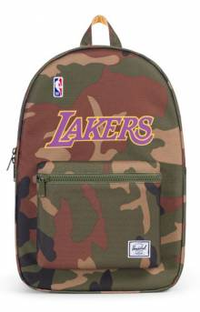 Settlement NBA Superfan Backpack - Lakers/Camo