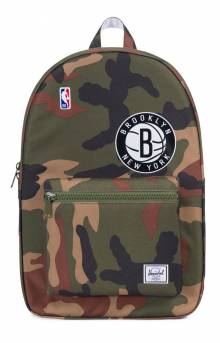 Settlement NBA Superfan Backpack - Nets/Camo