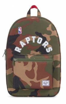 Settlement NBA Superfan Backpack - Raptors/Camo