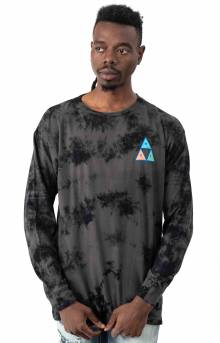 Acid Skull TT L/S Shirt - Black