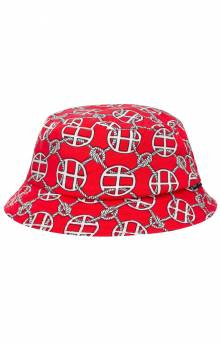 Atelier Bucket Hat - Red