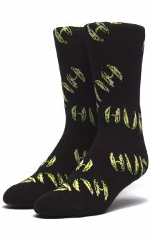 Banana Socks - Black