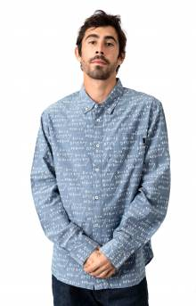 BDR Chambray Button-Up Shirt - Indigo