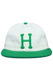Classic H Strap-Back Hat - Kelly