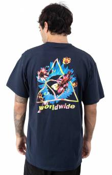 Come Down TT T-Shirt - French Navy
