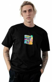Comics Box Logo T-Shirt - Black
