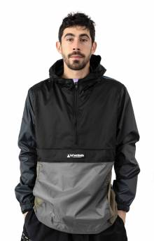 Coyote Trail Anorak Jacket - Black