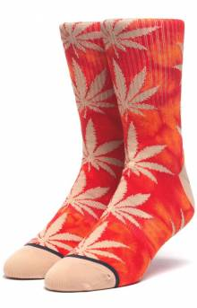 Crystal Wash Plantlife Sock - Cayenne