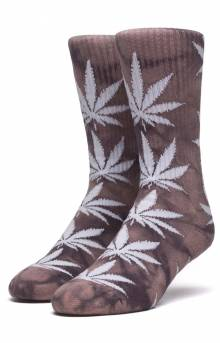 Crystal Wash Plantlife Socks - Coral Haze
