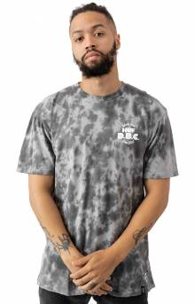 DBC Cotton Candy Wash T-Shirt - Black