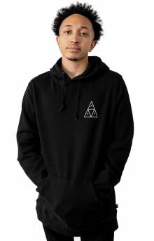 Dystopia Pullover Hoodie - Black