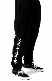 Essentials Fleece Pants - Black