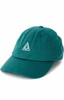 Huf. Essentials Triple Triangle Dad Hat - Quetzal Green