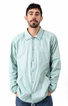 Essentials TT Coaches Jacket - Harbor Grey