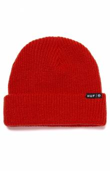 Essentials Usual Beanie - Poppy