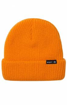 Huf, Essentials Usual Beanie - Russet Orange