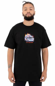 Game Over T-Shirt - Black