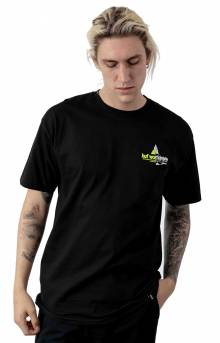 Giga Melt TT T-Shirt - Black