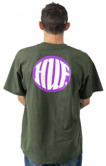 Hi Def T-Shirt - Military Green