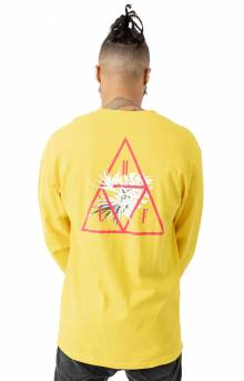 Jungle TT L/S Shirt - Yellow