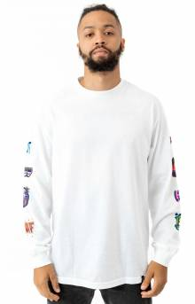 Memories L/S Shirt - White
