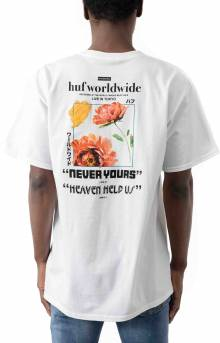 Never Yours T-Shirt - White