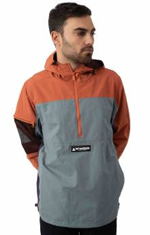 Nystrom Packable Jacket - Rust