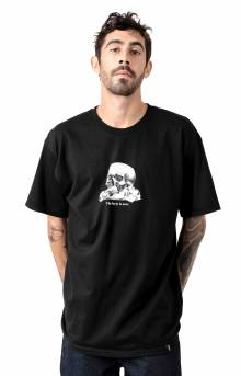 Partys Over T-Shirt - Black