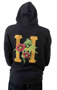 Planta Pullover Hoodie - French Navy