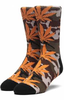Plantlife Camo Sock - Loden