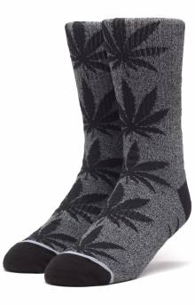 Plantlife Kush Melange Socks - Black
