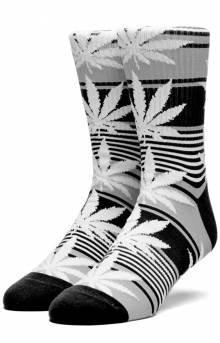 Plantlife Stripe Sock - Black