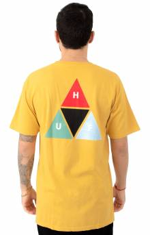 Prism Triangle T-Shirt - Mineral Yellow