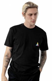 Prism TT S/S Pocket T-Shirt - Black