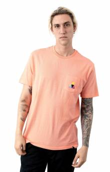 Prism TT S/S Pocket T-Shirt - Desert Flower
