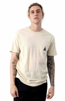 Prism TT S/S Pocket T-Shirt - Oyster White