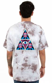 Psycho Neo Triangle CW T-Shirt - White