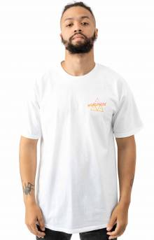 Radical TT T-Shirt - White