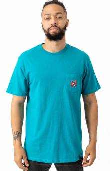 Semitropic Pocket T-Shirt - Biscay Bay