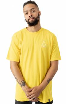 Space Beach TT T-Shirt - Yellow