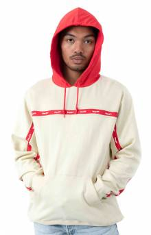 Track Pullover Hoodie - Off White