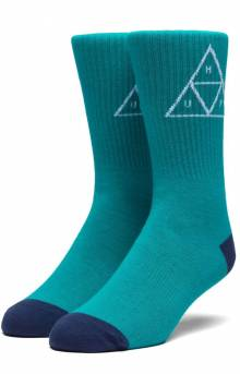 Triple Triangle Sock - Jungle