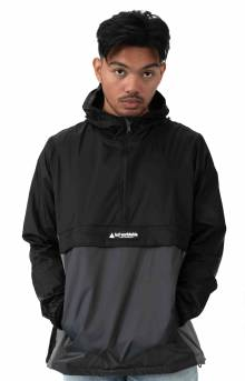 Wave Anorak Jacket - Black
